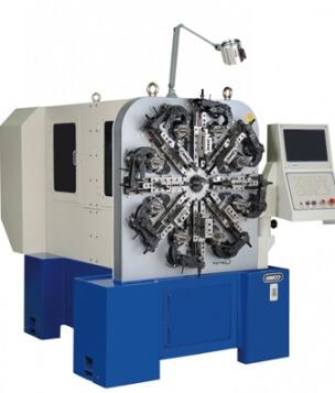 Оборудование для изготовления пружин